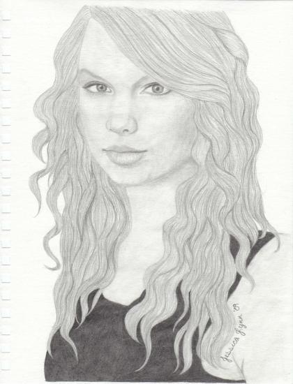 Taylor Swift por Jessica_17